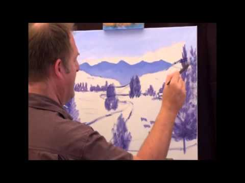 Oil Painting Lessons - Free Oil Painting Lesson 2 #MooreMethod