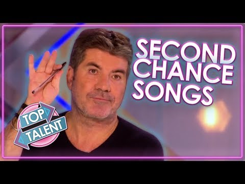 SECOND SONG AUDITIONS on Got Talent, X Factor and Idol! | Top Talent