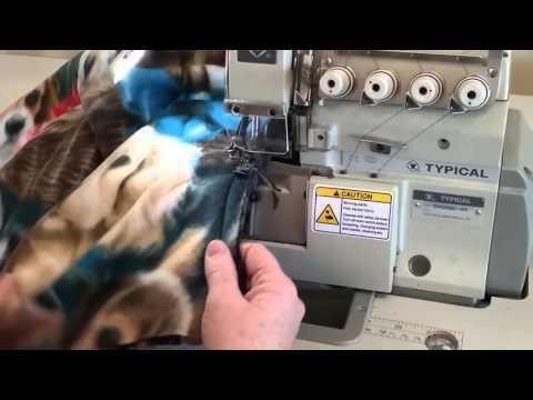 US6692 Onesie No.1 How to Sew a Centre back seam