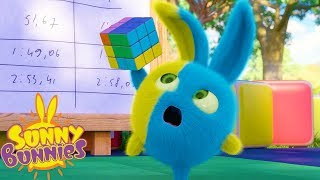 Cartoons for Children | SUNNY BUNNIES - RUBIK'S CUBE | Funny Cartoons For Children