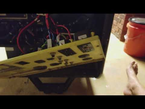 Common problem 3 with Generac GP 15000 or GP17500 - Won't stay running start / stop relay