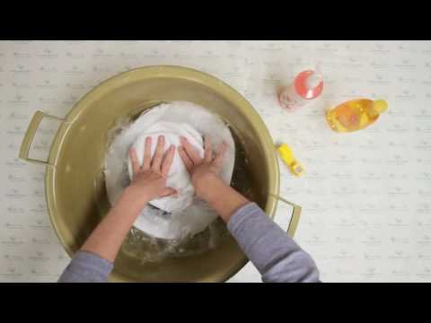 How to Wash your Sun Hat