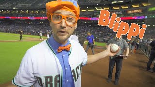 Blippi Learns About Sports and Outdoor Activities and More   Educational Videos For Kids
