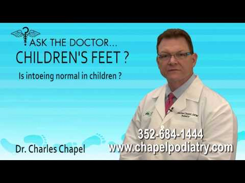 Is Intoeing Normal In Children? Podiatrist - Brooksville, Spring Hill, Homosassa, Hudson, FL