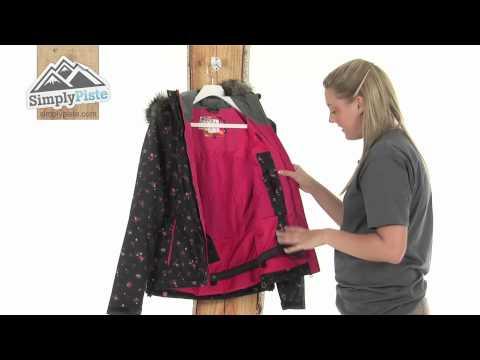 Roxy Womens Jet Ski Jacket - www.simplypiste.com