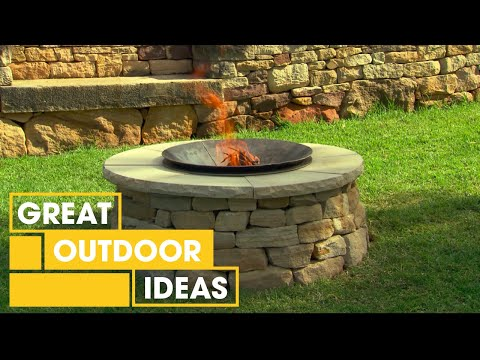 How To Build A Dry Stone Wall At Home | Outdoor | Great Home Ideas