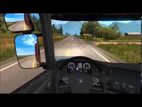 How To Drive Fuel Efficient In Euro Truck Simulator 2
