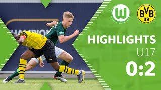 VfL Wolfsburg - Borussia Dortmund 0:2   Highlights
