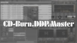HOFA CD-Burn & DDP Demo - PakVim net HD Vdieos Portal