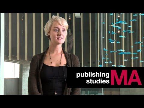 MA Publishing Studies at Oxford Brookes University