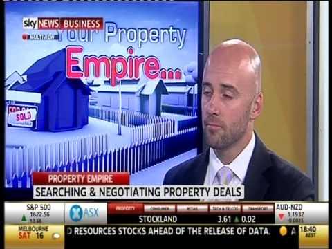 Josh Masters Buyers Agent   Sky Business News