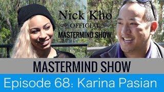 Grammy-Nominated Karina Pasian Mastermind with Nick Kho