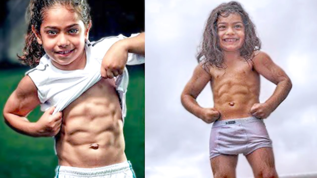 15 Strongest Kids In The World That Took It Too Far