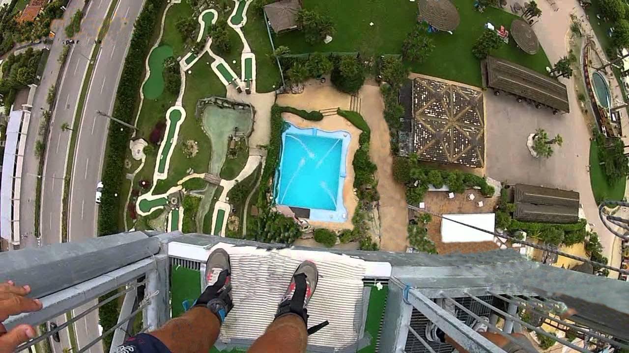 20 Самых ненормальных прыжков