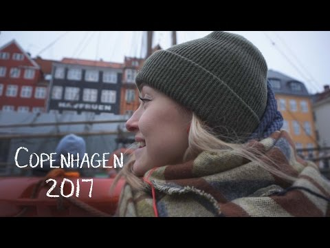 COPENHAGEN VLOG  | 2017 | part 1