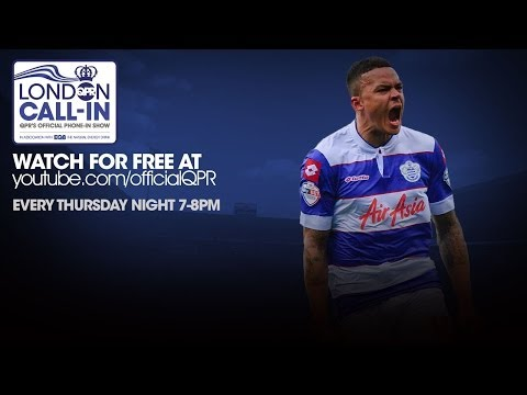 LONDON CALL-IN WITH JERMAINE JENAS - 06/03/14