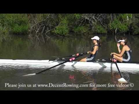 Rowing Crew exercises for the Beginner
