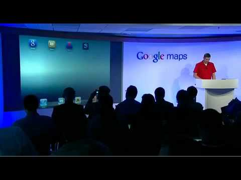 Google Maps Crashing on iPad