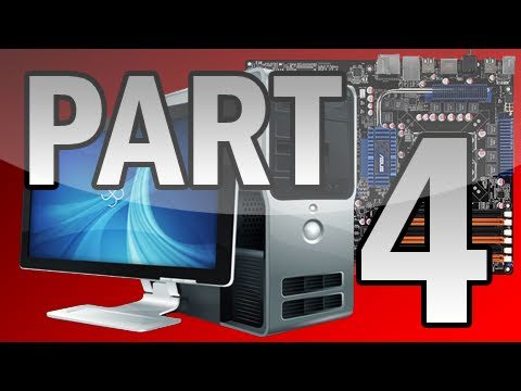 How To Build A Computer Part 4: Installing the Motherboard