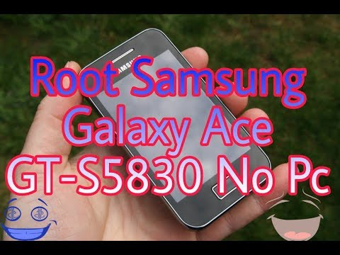 How to root samsung galaxy ace GT-S5830 easily in hindi/urdu No pc