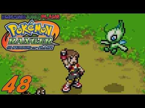 Pokémon Ranger: Shadows of Almia | Part 48 - Final Quests & Capturing Celebi