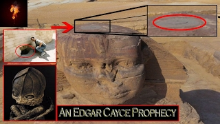 Ancient Alien Time Capsule Hidden Under The Great Sphinx?