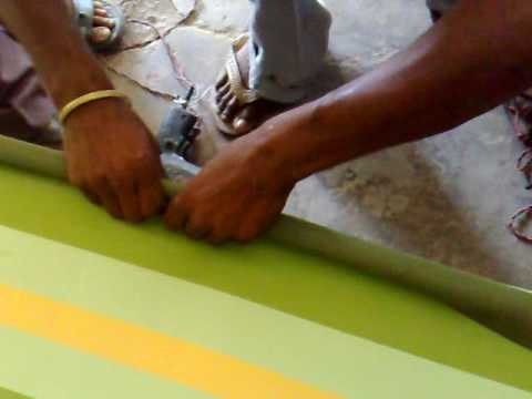 How To Replace and Install Retractable or Fixed Awning Canopy Fabric Membrane in India   Youtube