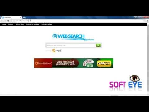 How to Remove Search.softonic.com Virus Your Pc |Google Chrome | IE | Firefox | Opera