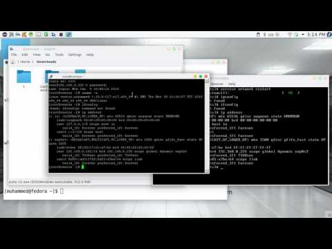 10  CentOS 7 DHCP client