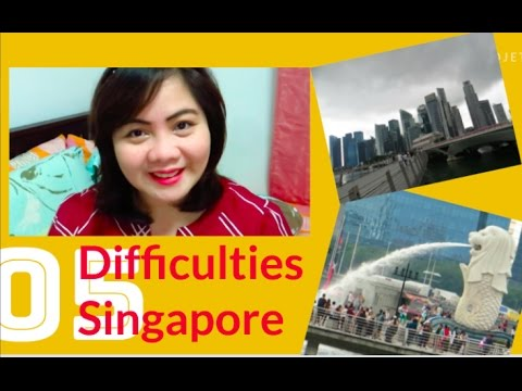 TOP 5 REASONS WHY HARD TO FIND JOB IN SINGAPORE  I VLOG 2