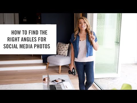 Finding the Right Angles for Social Media Photos