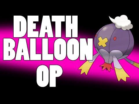 Pokemon X & Y Strategy - Death Balloon OP! Metagame for Driflbim