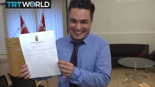 Download Denmark Citizenship: Denmark forces new citizens to shake hands Video