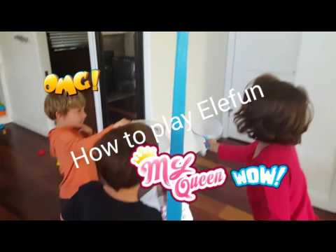 How to play Elefun - A Review with Live Action