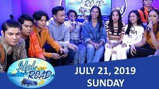 Idol On The Road with KaladKaren and BoybandPH | July 21, 2019
