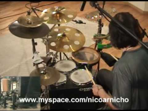 NICO ARNICHO GigPig Drum Solo
