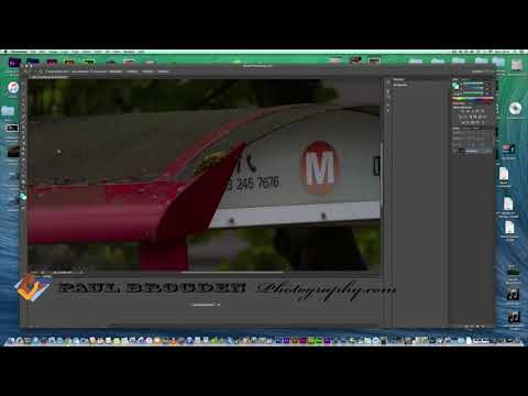 photoshop tips of how to find meta data of a photo file