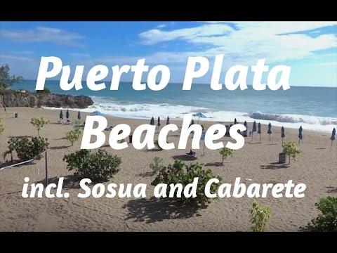 ⛱Puerto Plata Beaches | Dominican Republic Vacation⛱