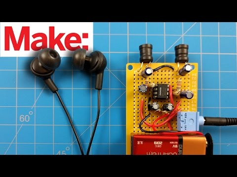 Weekend Project: Sample Weird Sounds from Electromagnetic Fields