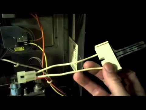 Manually Light Gas Furnace (Bad Igniter)