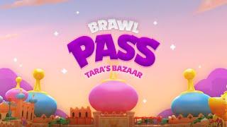 Brawl Stars: Tara's Bazaar and Brawl Pass!