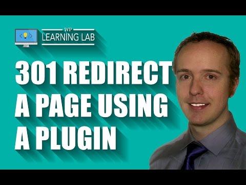 301 Redirect Plugin For WordPress - WordPress SEO by Yoast Plugin Redirects | WP Learning Lab