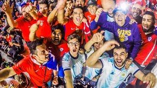 Reacciones en el ESTADIO   Chile 4 Japon 0   Copa América 2019
