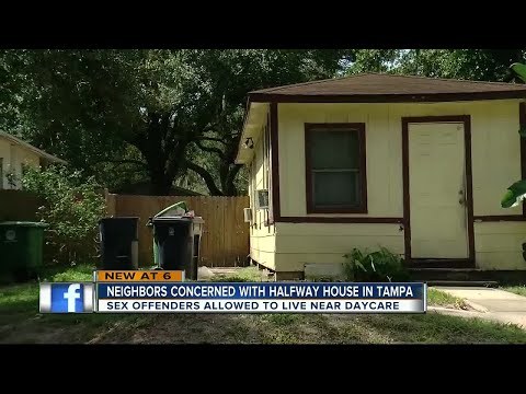 Transitional home causing repeated trouble and concern for a Tampa neighborhood