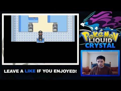 Pokemon Liquid Crystal Episode 54 - The Stolen Power Plant Machine Part! w/Live Facecam