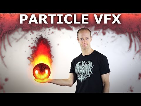 How to create cool particle VFX in Adobe After Effects