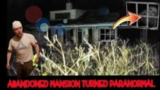 Download This abandoned MANSION is a Real Life HAUNTED HOUSE👻