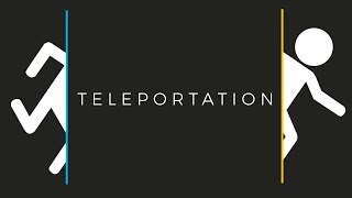 Teleportation: Tearing the Fabric of Spacetime