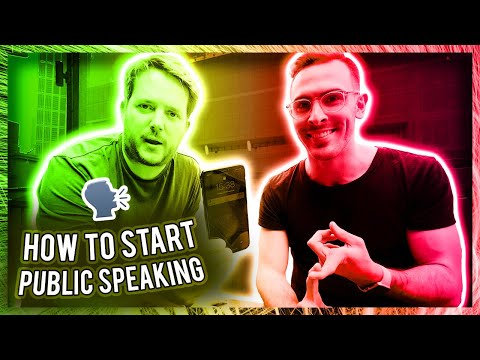 HOW TO GET PAID PUBLIC SPEAKING GIGS w/ CHRIS RIDDELL | MARKETING VLOG