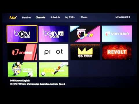 Review: Fubo TV - Live Soccer For Cord Cutters